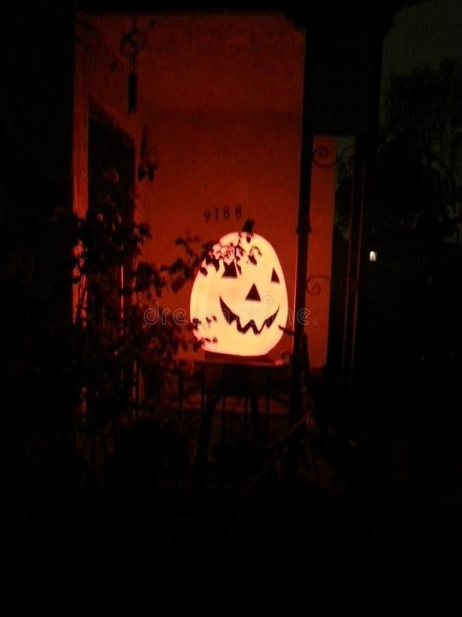Glücklicher Jack-o'lantern stockbilder