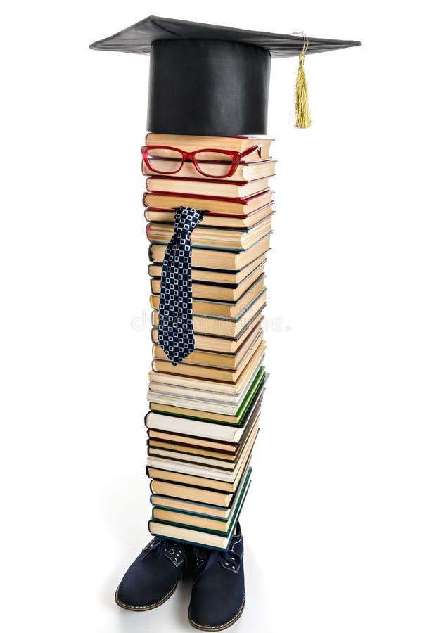 Glücklicher Lehrertageslustiges Konzept stockfoto