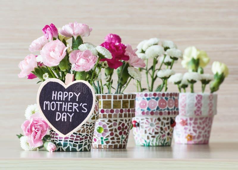 Glücklicher Muttertag lizenzfreie stockfotografie