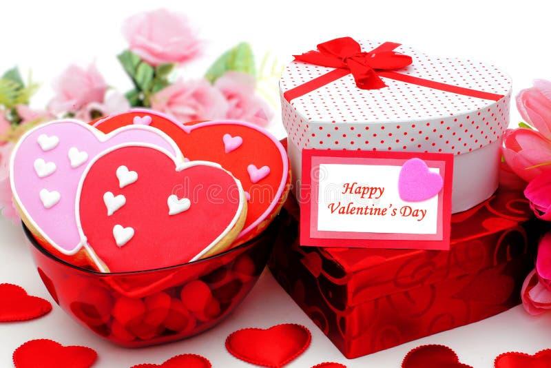Glücklicher Valentinsgruß-Tag stockbild