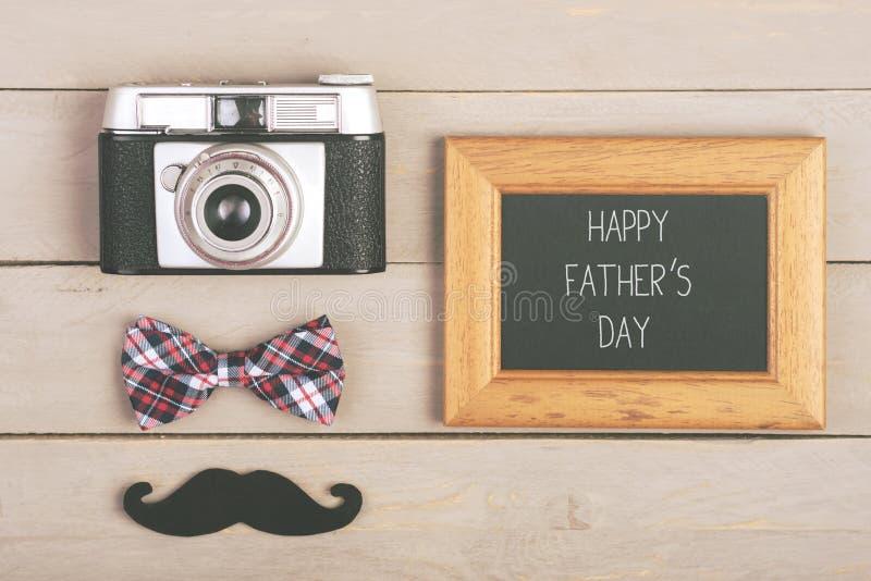Glücklicher Vater ` s Tag lizenzfreie stockfotos