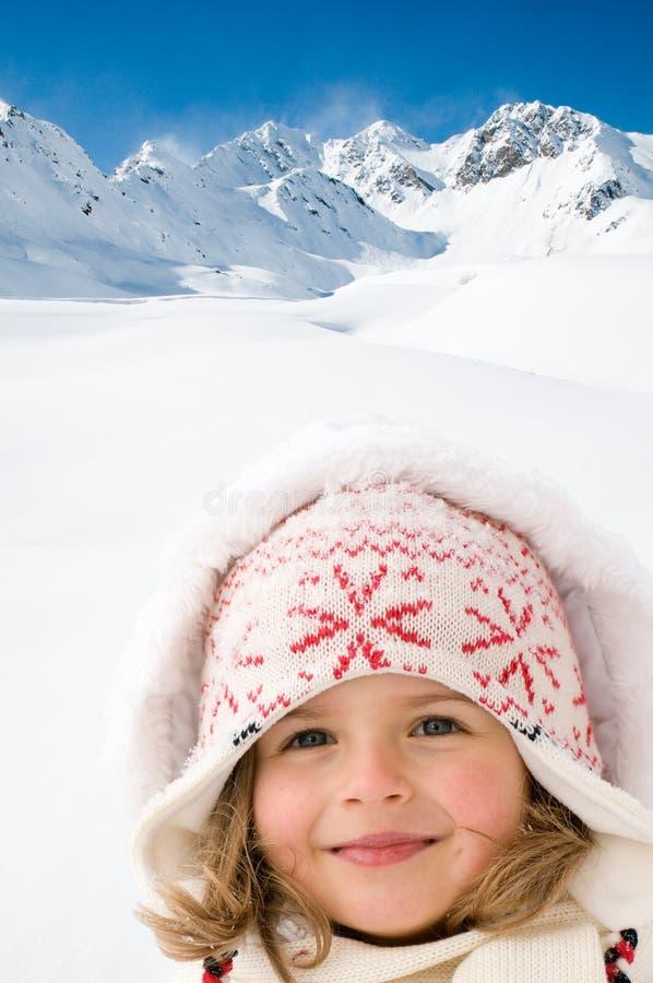 Glücklicher Winterfeiertag lizenzfreies stockfoto