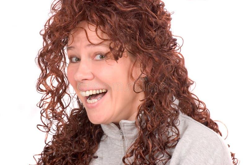 Glückliches Gesicht stockfoto