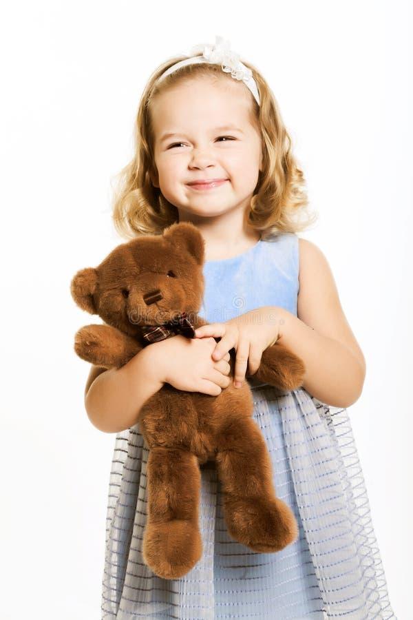 Glückliches Kind stockbild