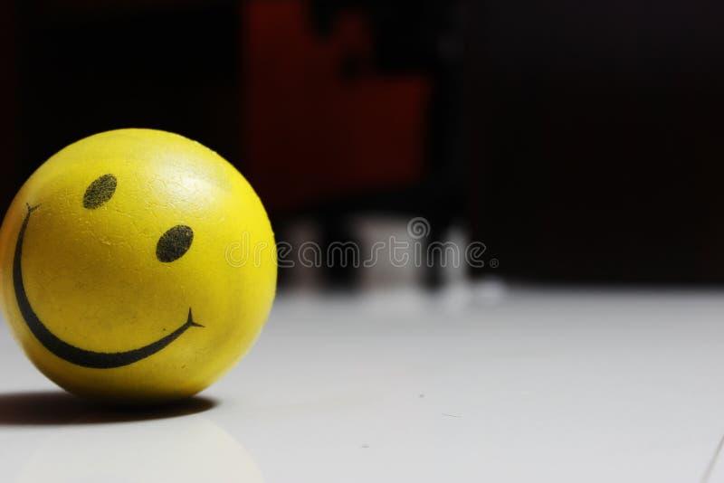 Glückliches Lächeln lizenzfreie stockfotos