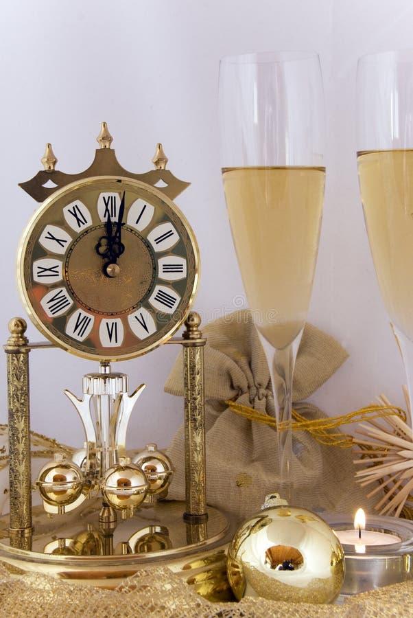 Glückliches neues Jahr! lizenzfreie stockbilder