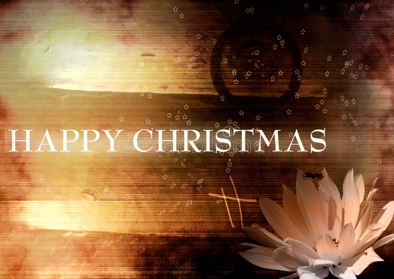 Glückliches Weihnachten lizenzfreie stockfotos