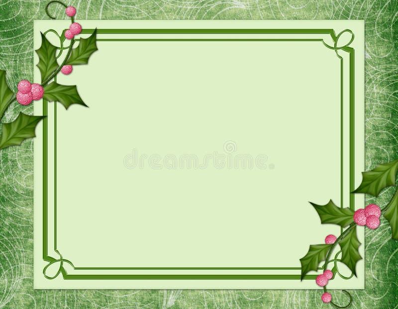 Glückwunsch-Karte lizenzfreie abbildung