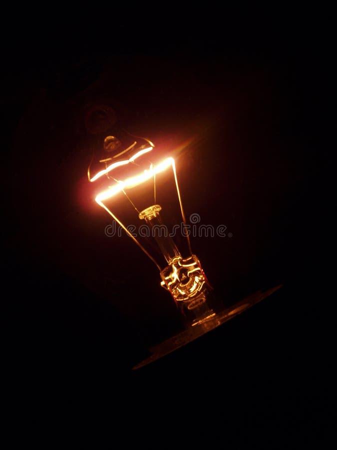 Glühen stockbild