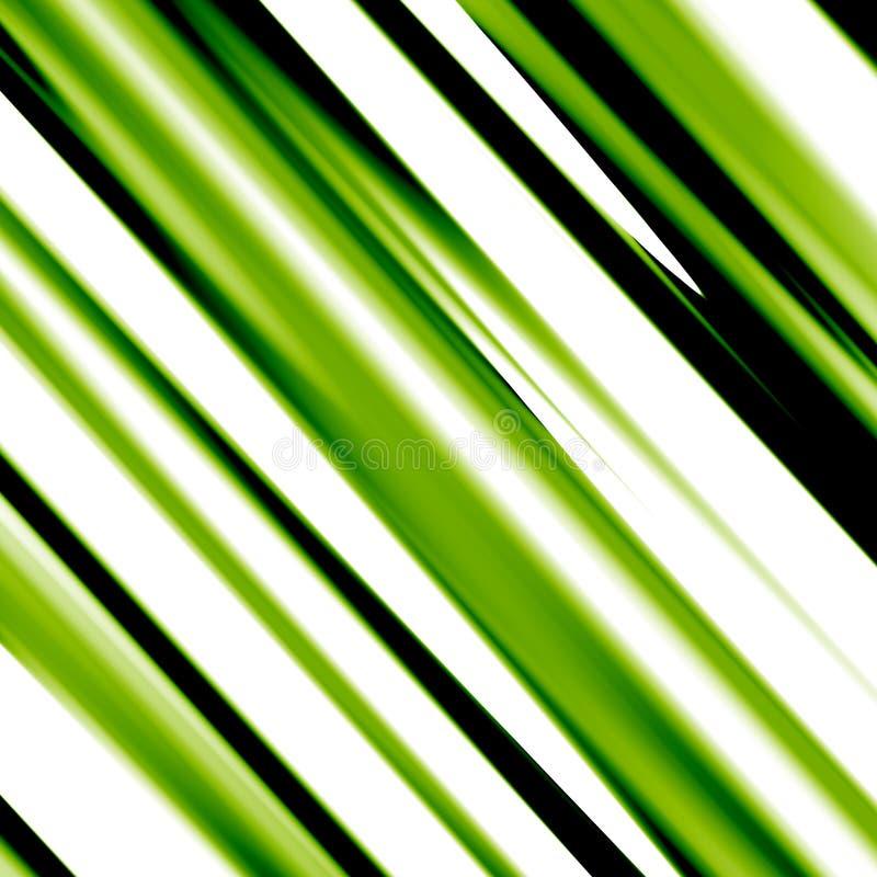 Glühende Drehzahlstreifen vektor abbildung