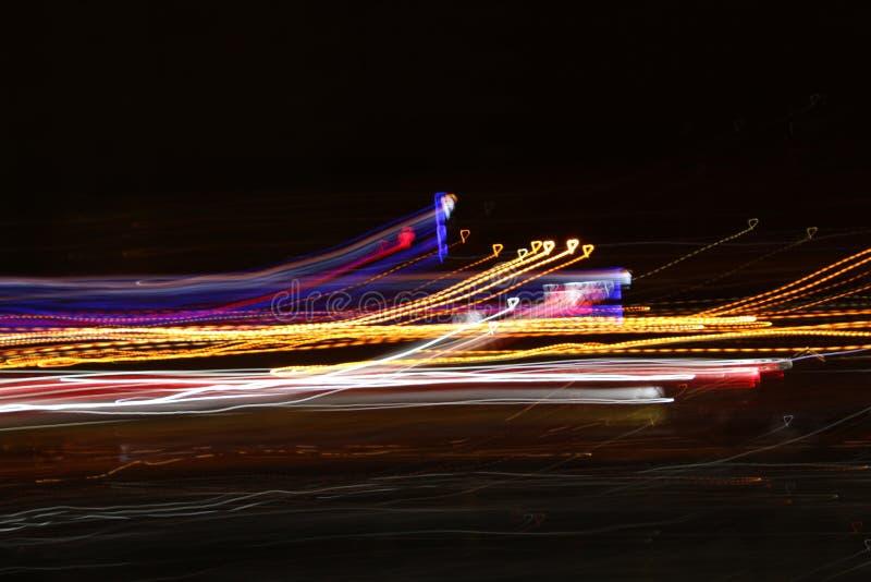 Glühenenergiewelle Lichteffekt-Zusammenfassungshintergrundbild lizenzfreies stockfoto