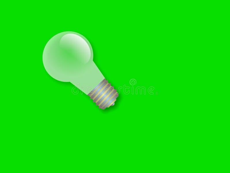Download Glühlampe stock abbildung. Illustration von leuchten, leistung - 39868