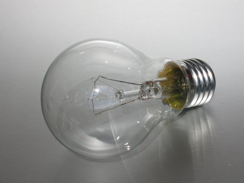 Glühlampe II lizenzfreie stockfotos