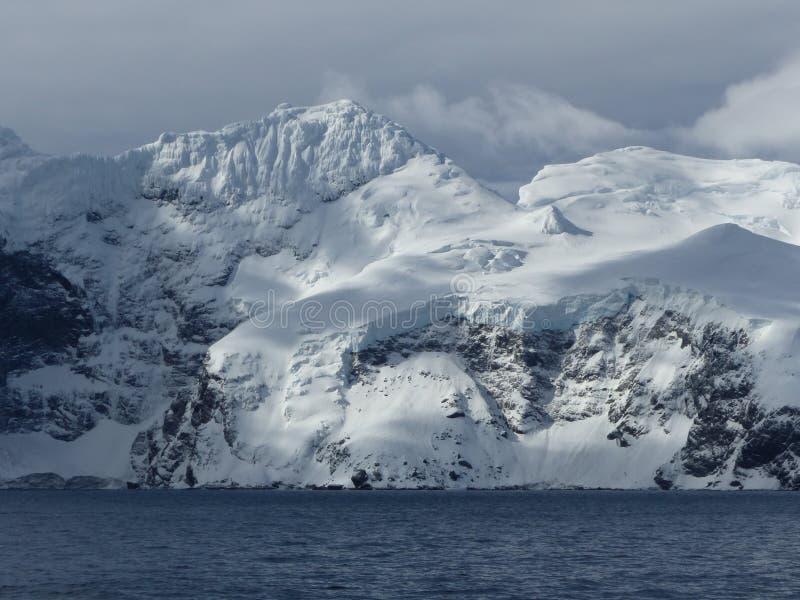 Glace antarctique photo libre de droits