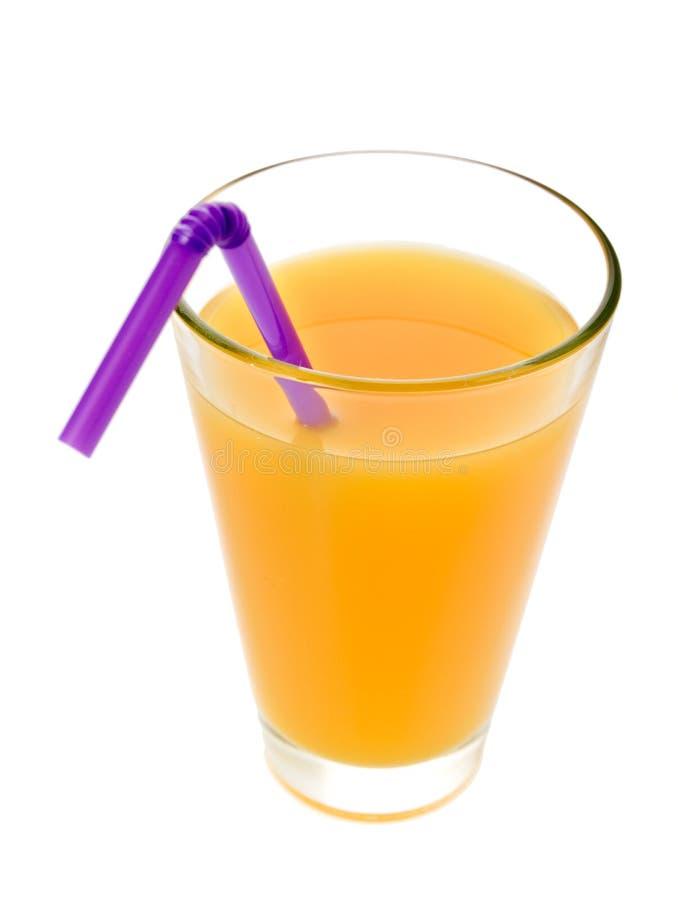 Glace de jus de fruit photo stock