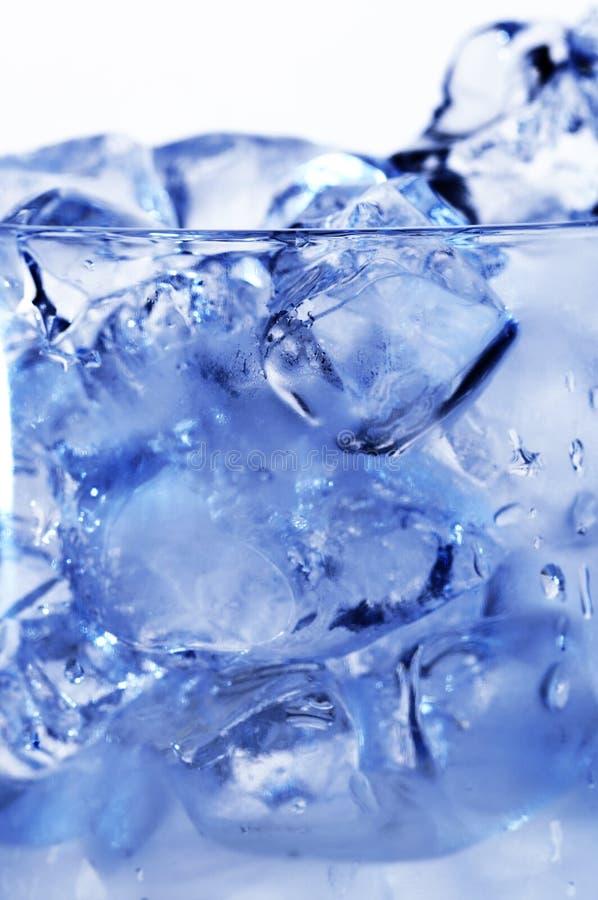 Glace de l'eau. images stock