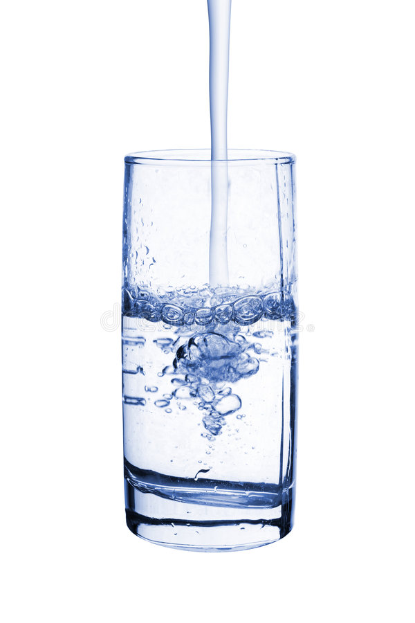 Glace de l'eau photos stock