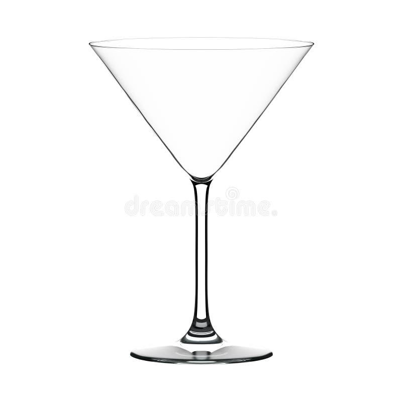 Glace de Martini images libres de droits