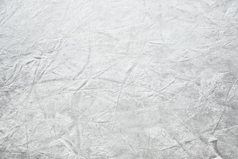 Glace de patinage photographie stock libre de droits