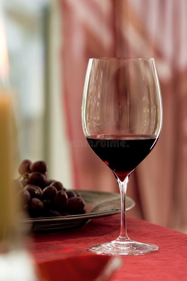 Glace de vin illustration de vecteur