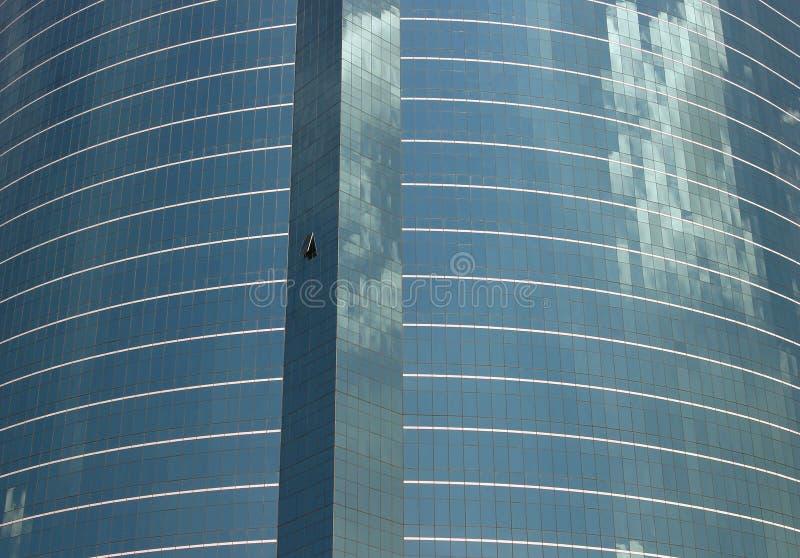 Glace et ciel 4 image stock