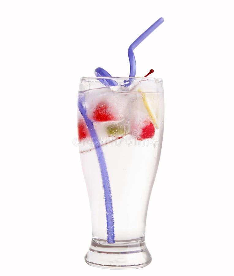 glace fruitée de boissons photo libre de droits