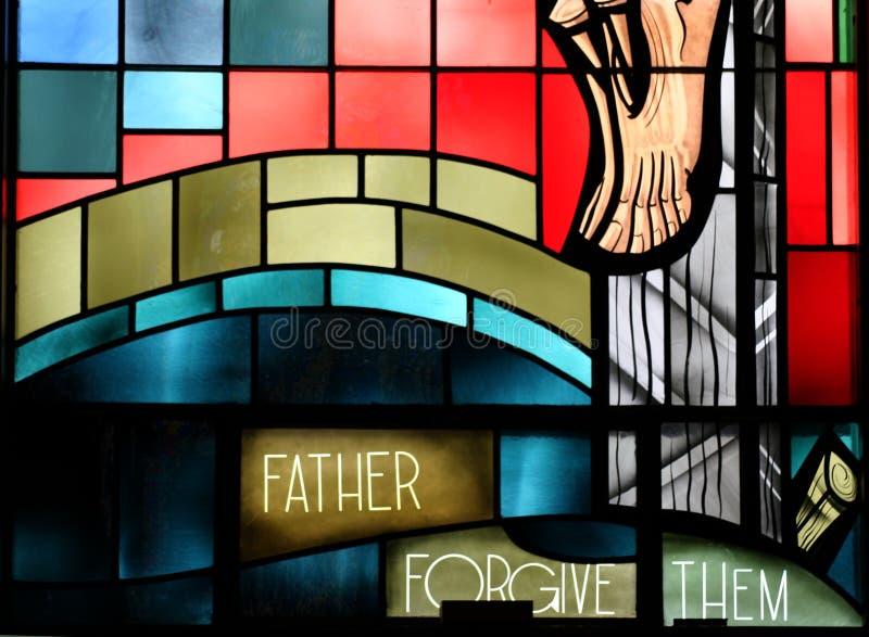 Download Glace II de souillure image stock. Image du église, souillure - 82575