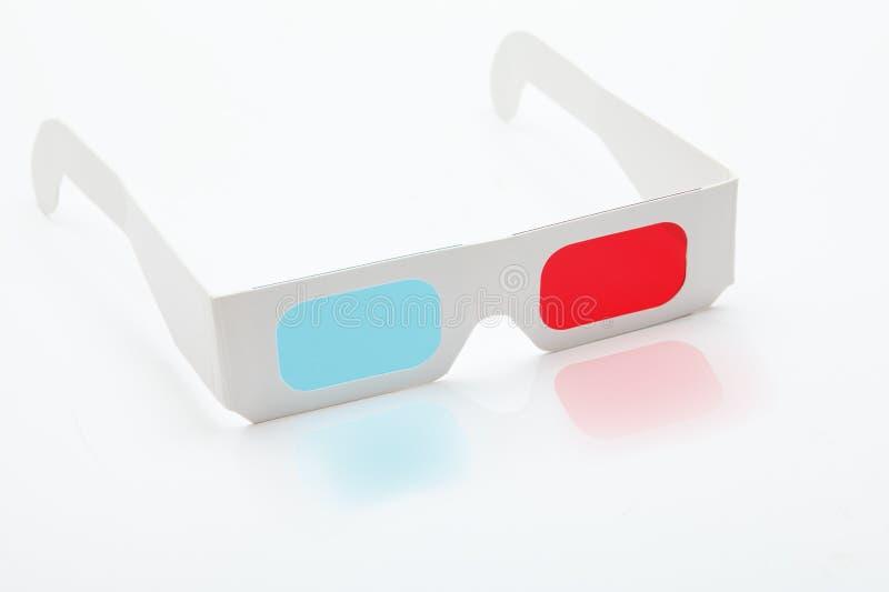glaces 3D photo libre de droits