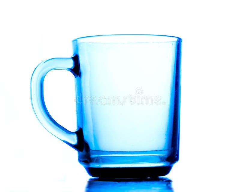 Glaces bleues photo libre de droits