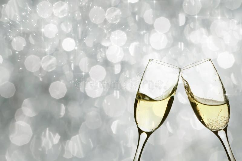 Download Glaces de Champagne photo stock. Image du anniversaire - 45350800
