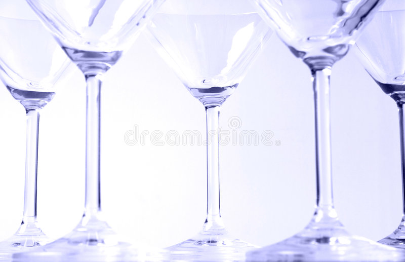 Glaces de Martini VI photo libre de droits