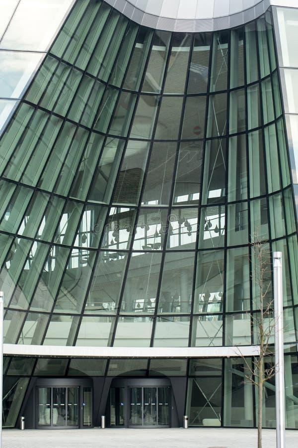 GLACEZ le centre de congrès de Cracovie, le ³ W, Pologne de Krakà photo libre de droits