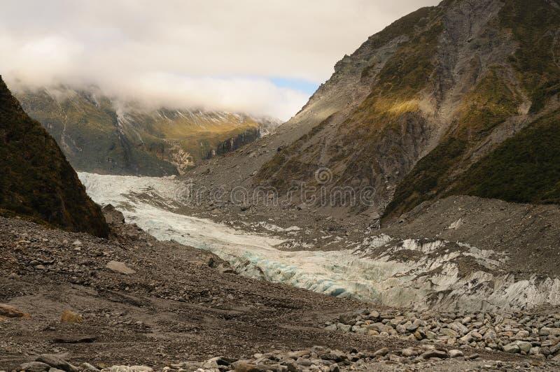 glaciär royaltyfria foton