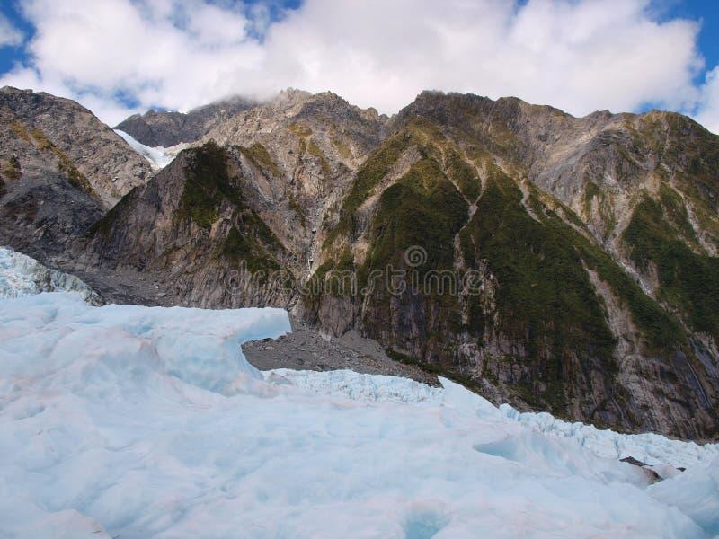 Glaciärbergsikt arkivfoton