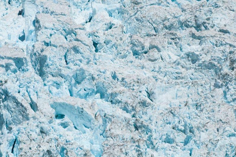 Glaciärframsida royaltyfri foto