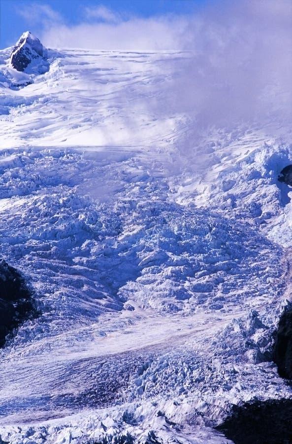 glaciäriceland vatnajokull arkivfoton