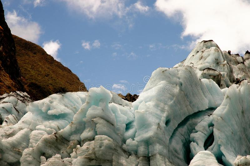 Glacial Ice Free Stock Images
