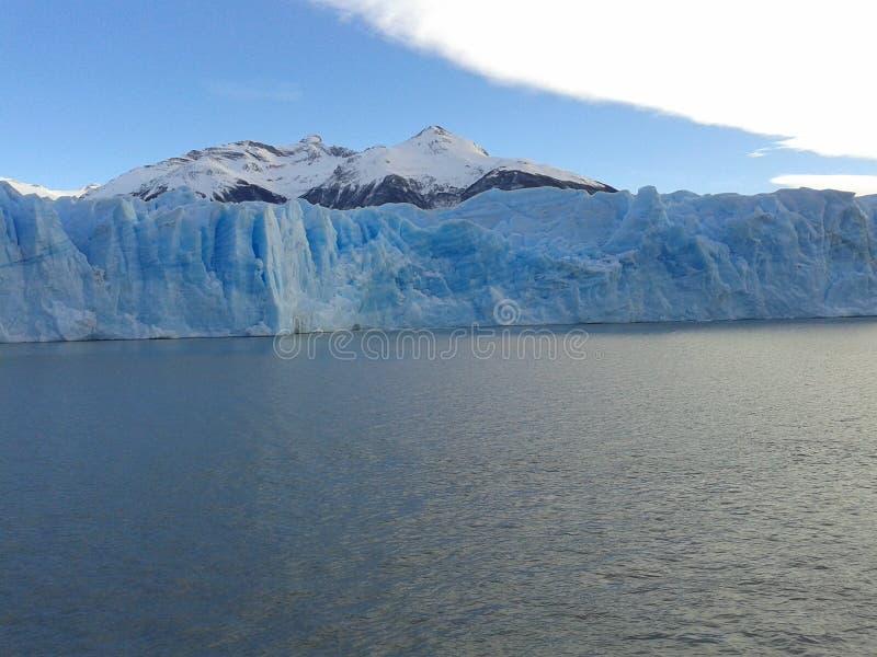 Glaciar royaltyfria foton