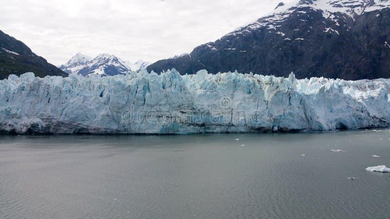 Glaciar de Marjerie fotografía de archivo libre de regalías