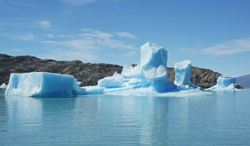 Glaciar Parc nacional, Patagonia, la Argentina imagenes de archivo