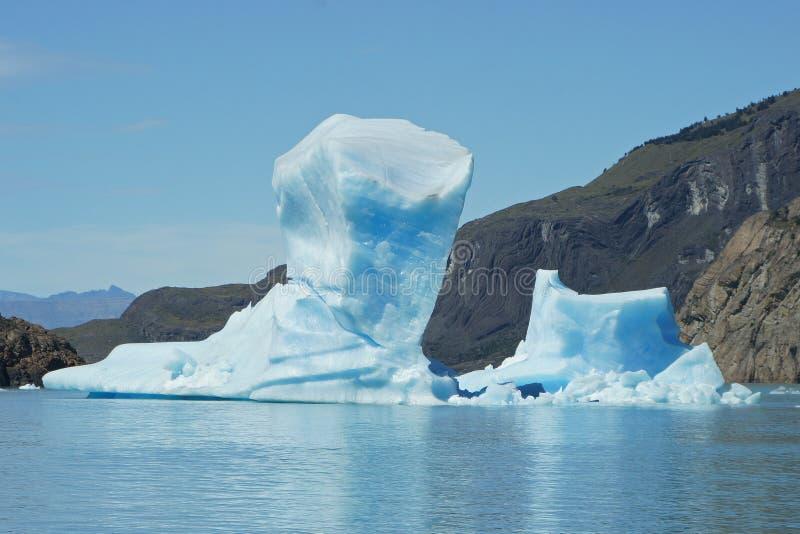 Glaciar Parc nacional, Patagonia, la Argentina fotos de archivo libres de regalías