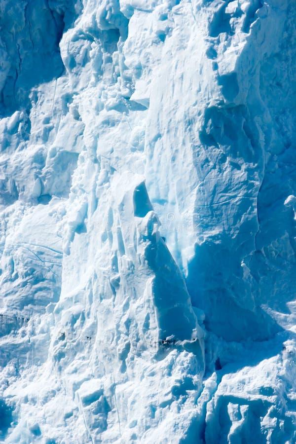 Glaciares de Alaska imagenes de archivo