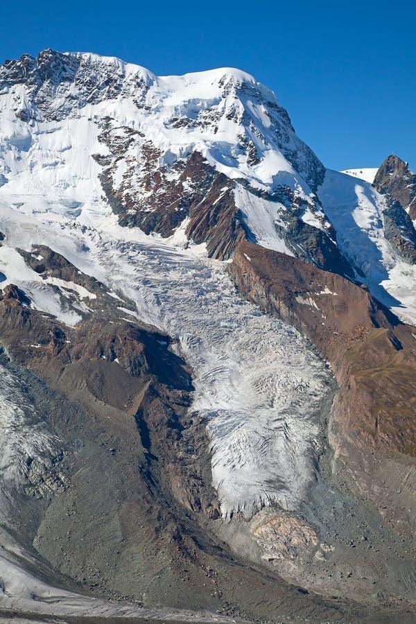 Glaciares de fusión fotos de archivo libres de regalías
