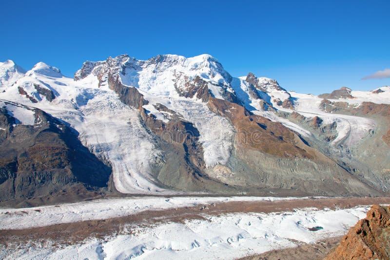 Glaciares de fusi?n fotos de archivo libres de regalías