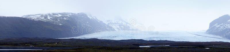 Glaciares del hielo imagenes de archivo