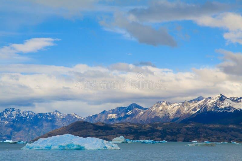 glaciareslos-parque royaltyfri fotografi