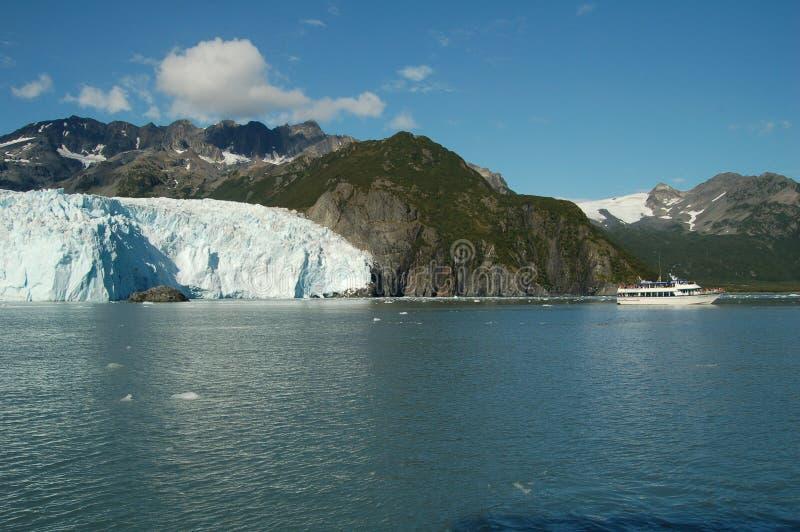 Glacier image stock