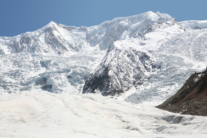 Download Glacier stock image. Image of earth, mountains, climate - 4408551