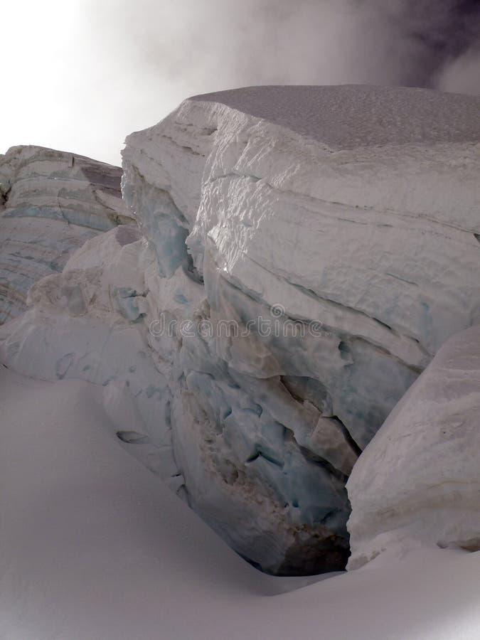 glacier photos libres de droits