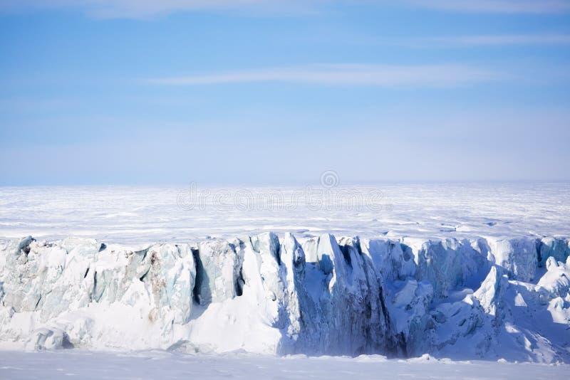 Glacier royalty free stock image